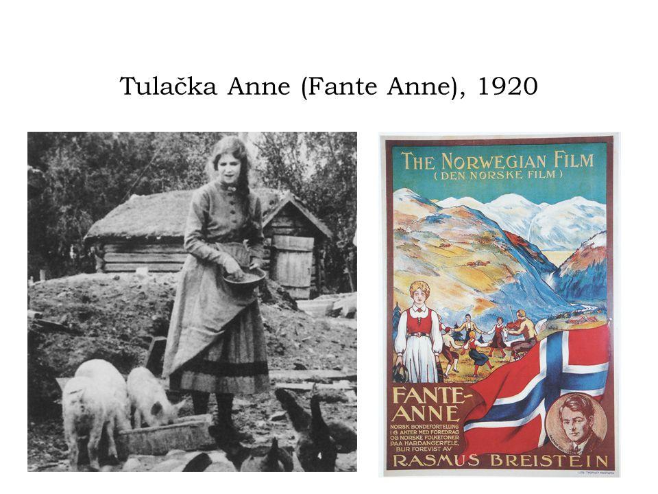 Tulačka Anne (Fante Anne), 1920