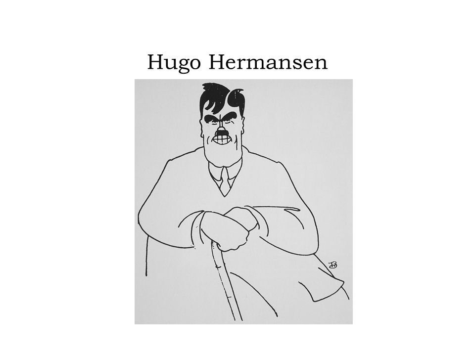 Hugo Hermansen