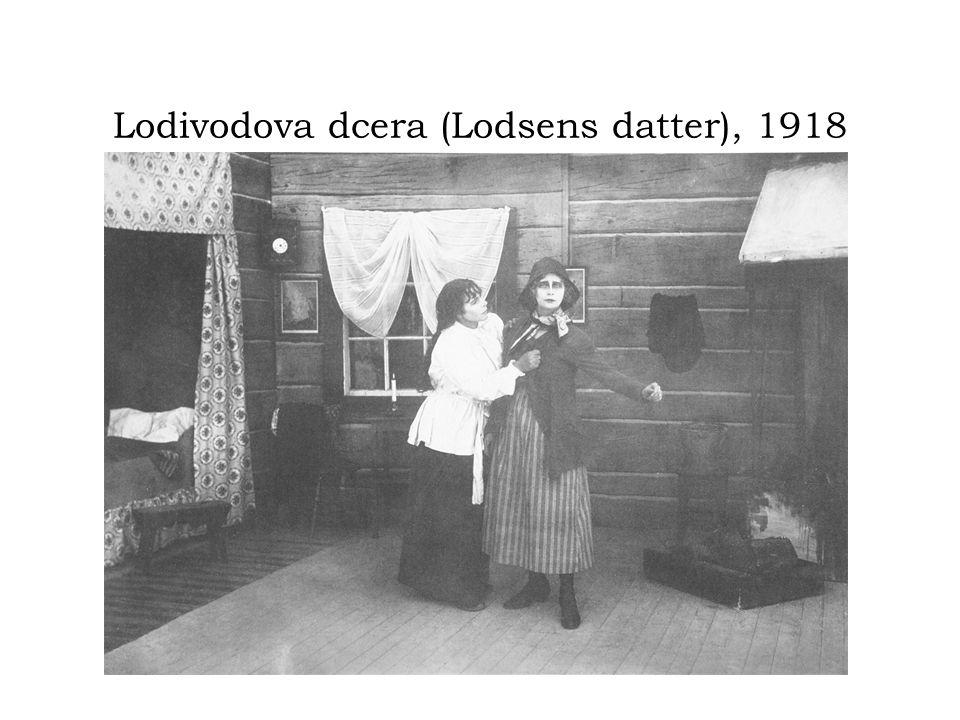 Lodivodova dcera (Lodsens datter), 1918