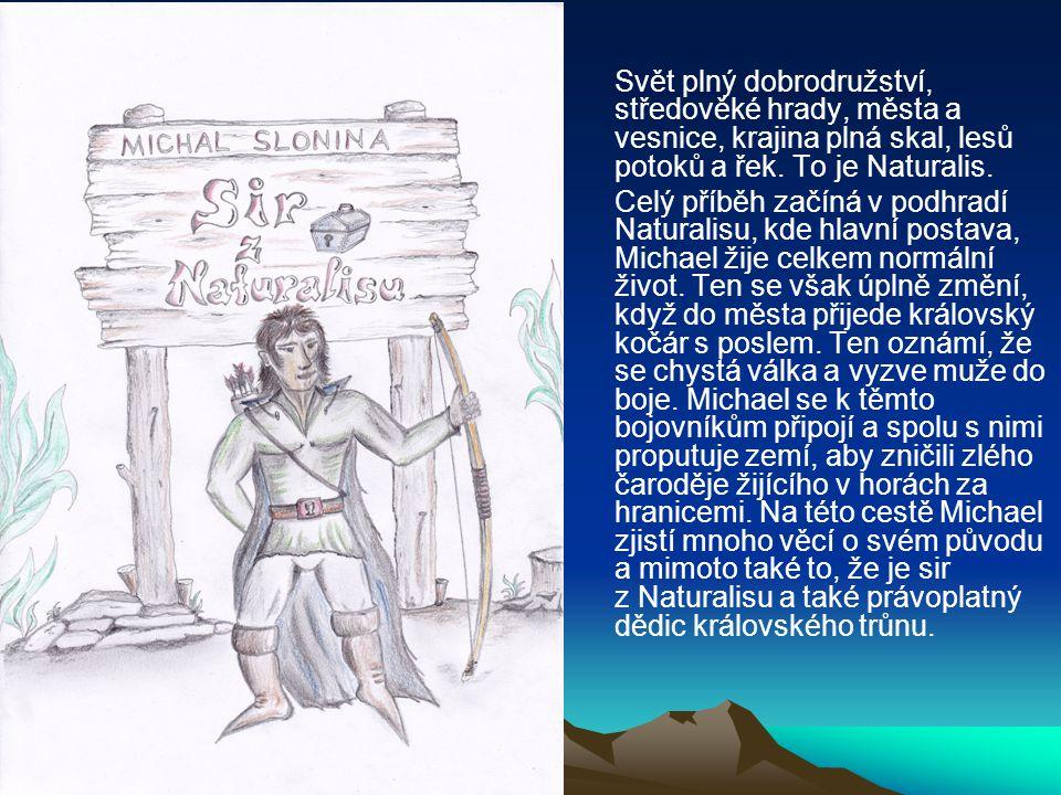Kroniky Naturalisu - 1.,2.a 3.