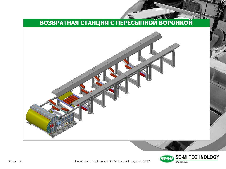 Prezentace společnosti SE-MI Technology, a.s. / 2012 Strana  8 УПРАВЛЕНИЕ И НАБЛЮДЕНИЕ