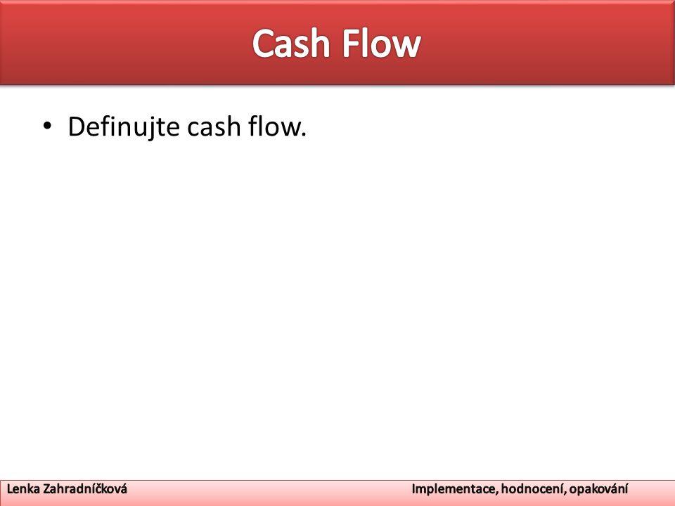 Jakými metodami je možné CF sestavit?