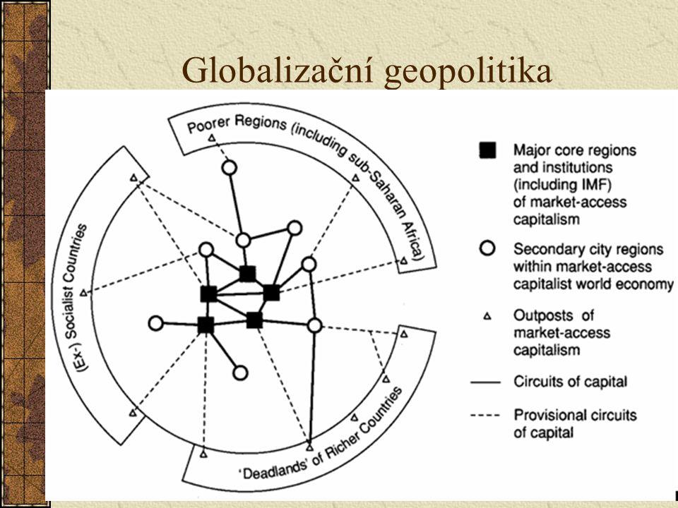 Globalizační geopolitika