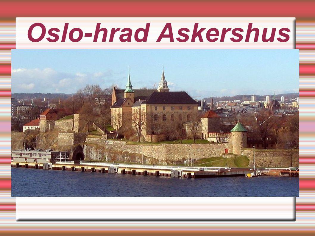 Oslo-hrad Askershus