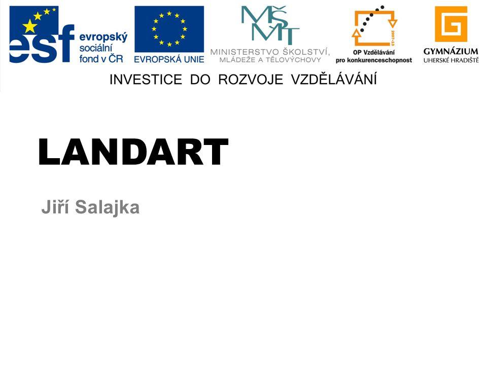 LANDART Jiří Salajka