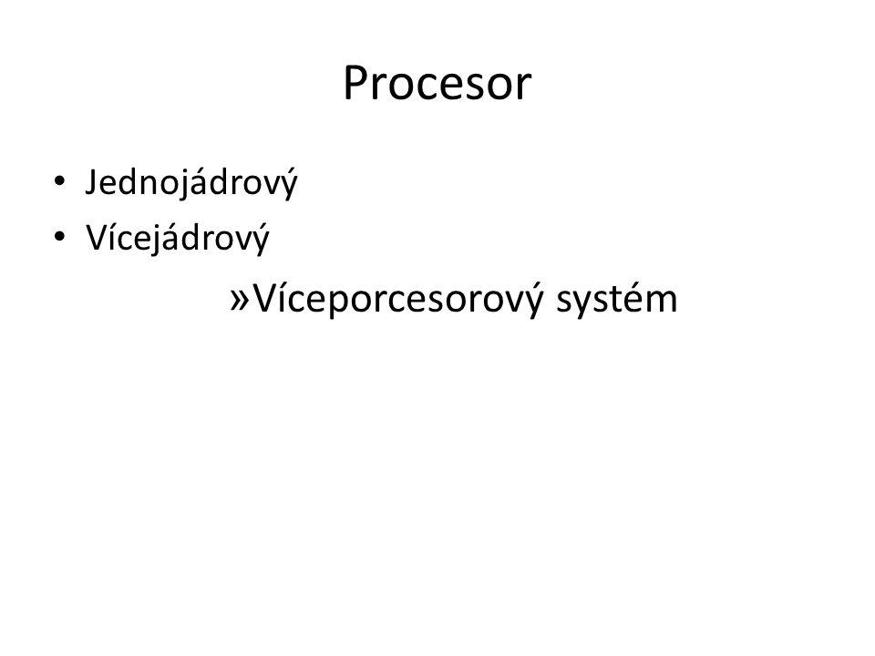Paměť Vnitřní (operační) – RAM – ROM Vnější – Pevný disk – CD, DVD, diskety, USB disky, karty, papír,…