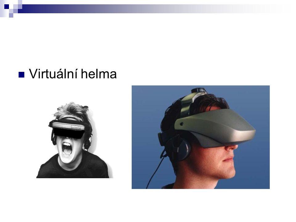 Virtuální helma