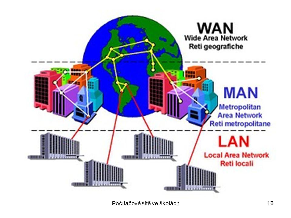 Počítačové sítě ve školách16