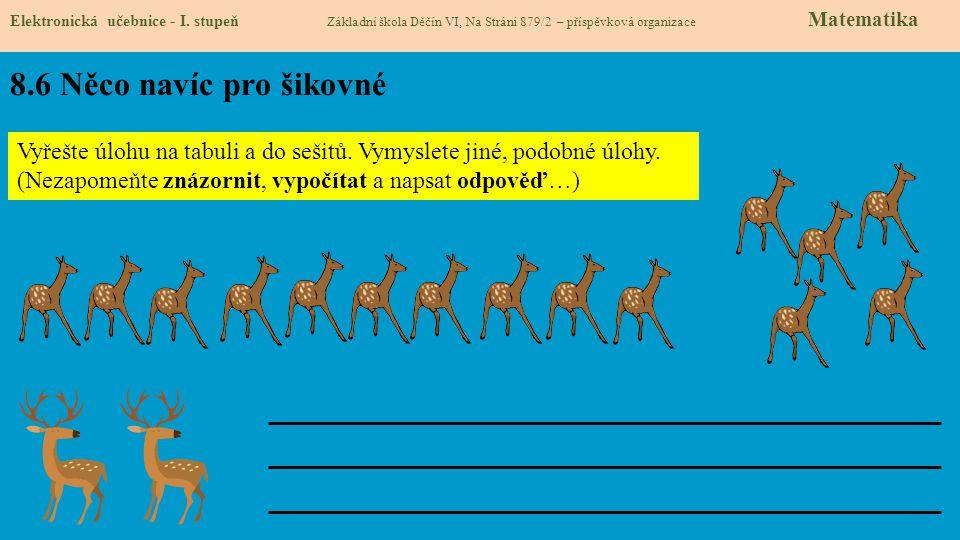 8.7 CLIL Elektronická učebnice - I.