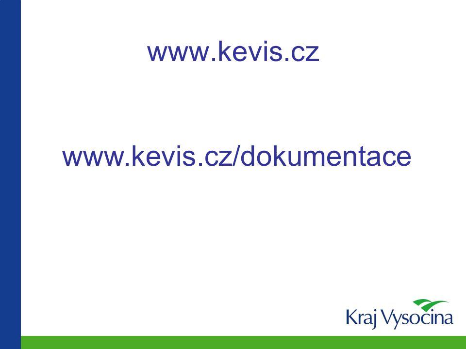 www.kevis.cz www.kevis.cz/dokumentace