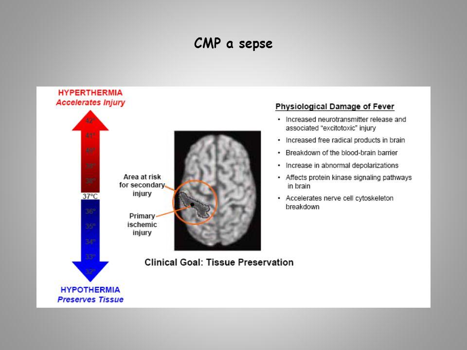 CMP a sepse