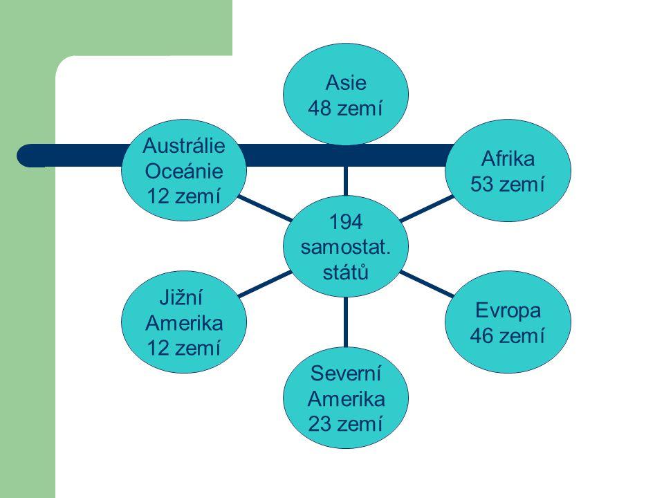 Typy hranic Hranice: přírodní (vodní toky, hory) umělé na základě dvoustranné smlouvy Hranice: mořské pevninské vzdušné