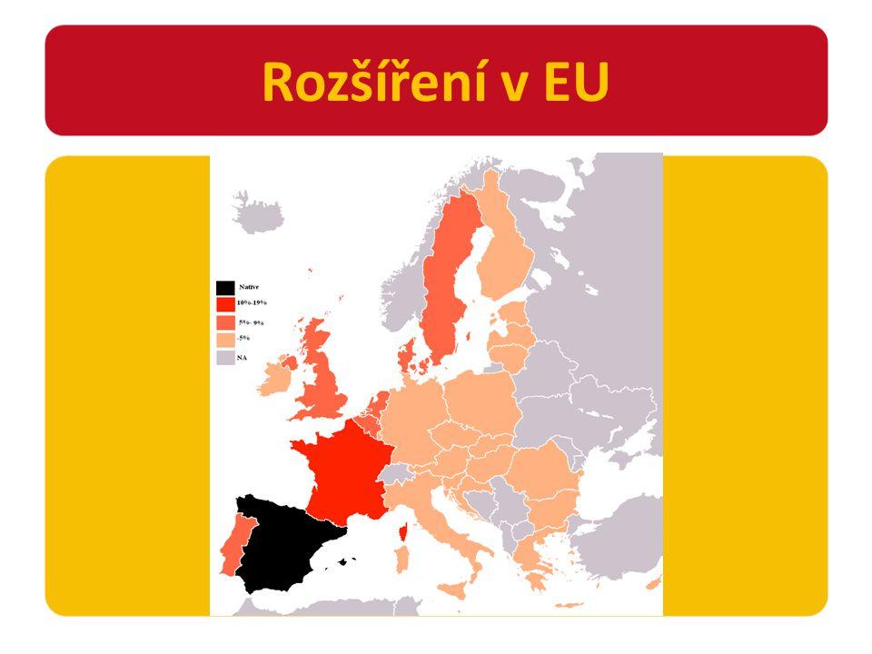 Rozšíření v EU