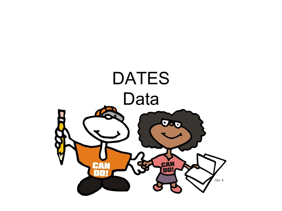 DATES Data Obr. 5