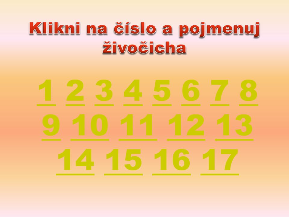 11 2 3 4 5 6 7 8 9 10 11 12 13 14 15 16 172345678 910111213 14151617