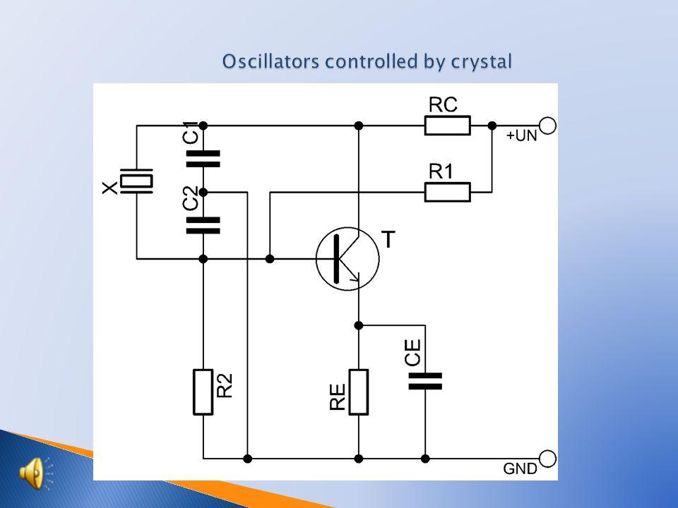 S paralelní rezonancí krystalu
