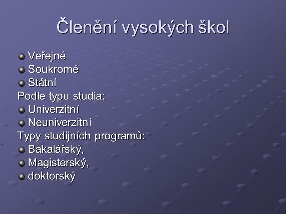VVŠ (výroční zpráva 2005)