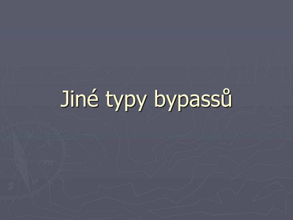Jiné typy bypassů