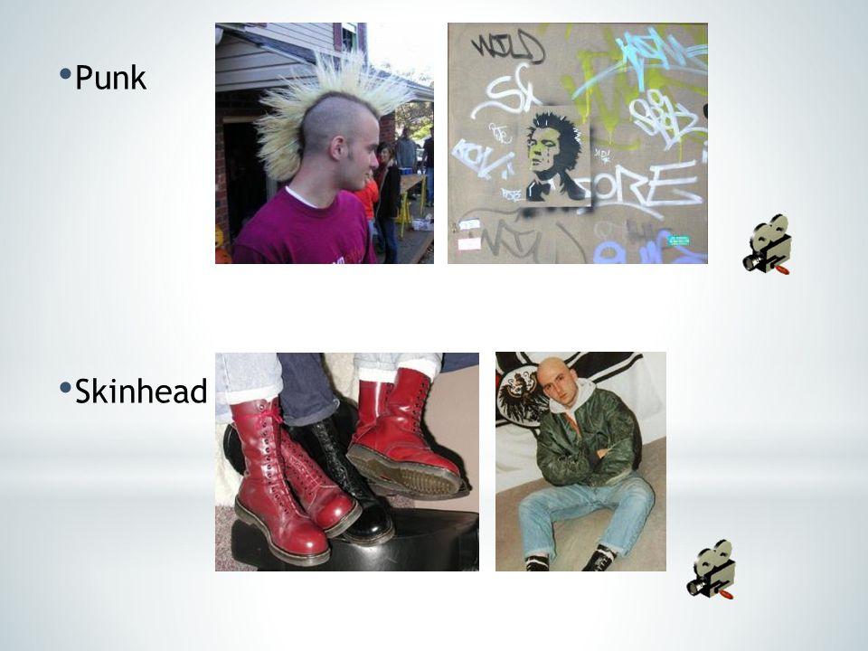 Hip hop Emo Skate