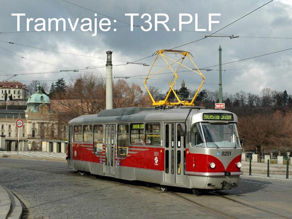 Petr Sýkora pro X14EPT2 Vznik typu Tramvají typu T3 bylo vyrobeno přes 14000 – většina z nich dnes dosluhuje v zemích bývalé RVHP Převážně tuzemské podniky nabízejí jejich provozovatelům know-how a komponenty pro jejich rekonstrukce v různém rozsahu, od prostého dosazení úsporné pulsní trakční výzbroje, až po takřka novostavbu tramvaje – příkladem této varianty rekonstrukce je právě typ T3R.PLF