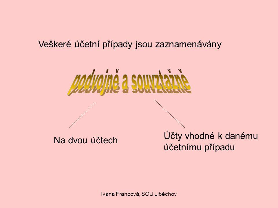 Na vrub Ve prospěch Ivana Francová, SOU Liběchov