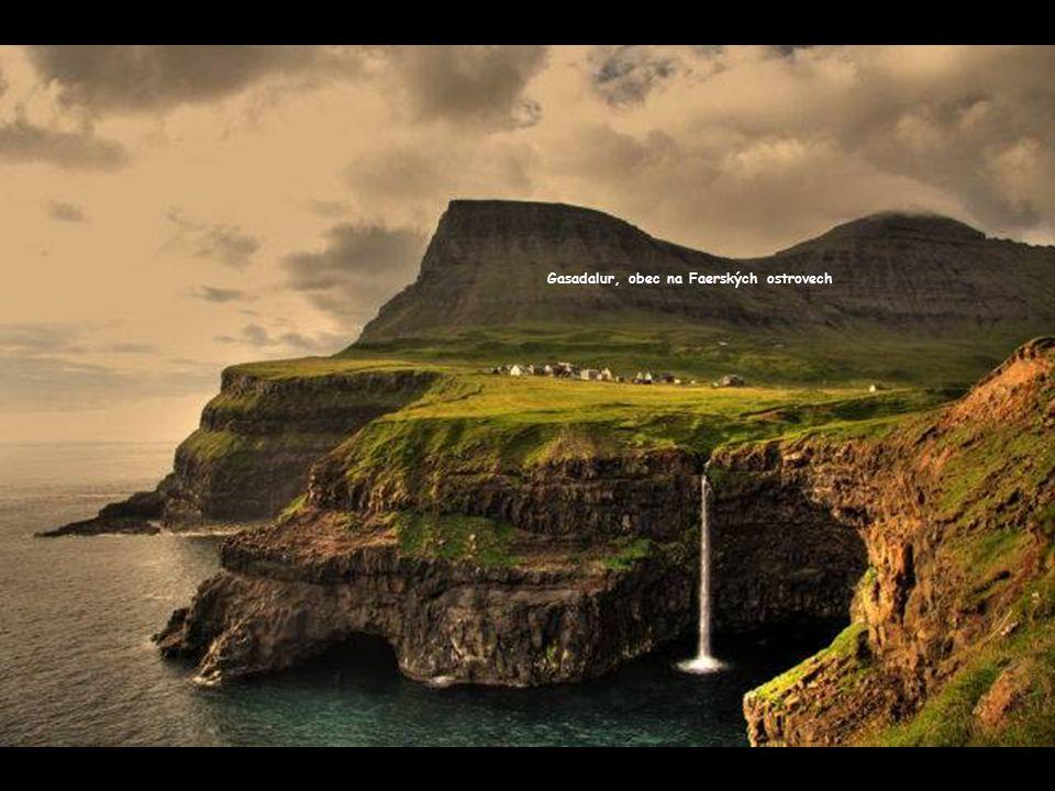 Gasadalur, obec na Faerských ostrovech