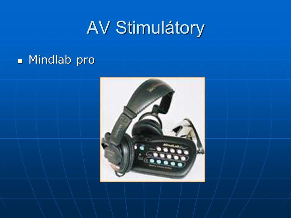 AV Stimulátory Mindlab pro Mindlab pro