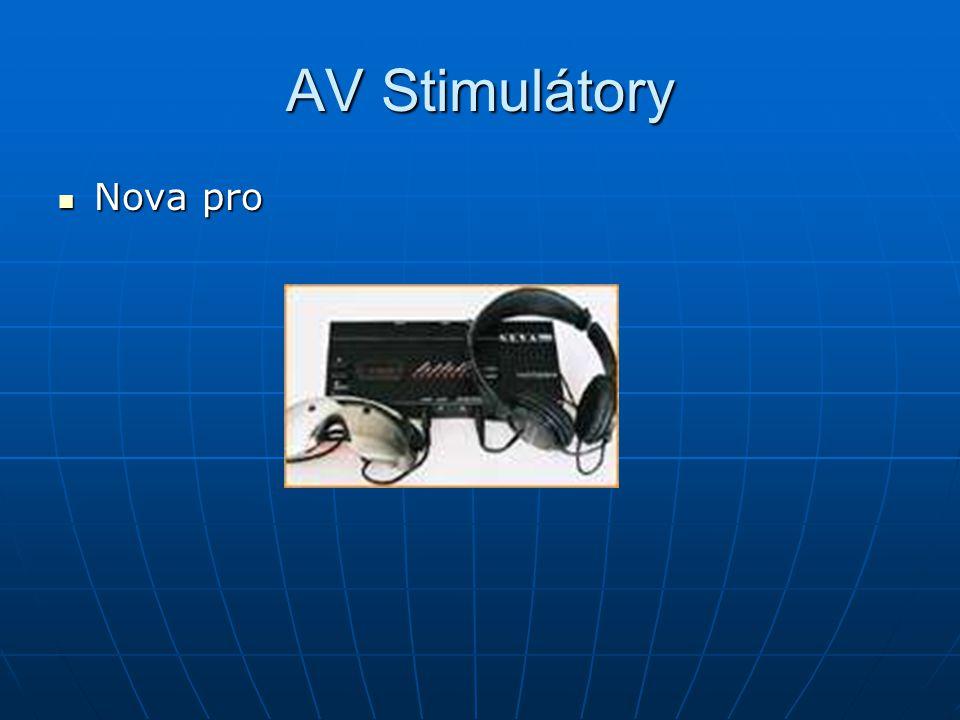 AV Stimulátory Nova pro Nova pro