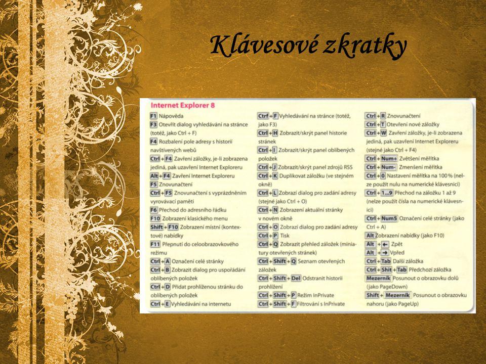 God Mode = Božský režim speciální zadní vrátka pro správce systému funkce z Ovládacích panelů ovšem v jedné složce http://www.zive.cz/clanky/ hromada-bozskych-rezimu- pro-windows-7/sc-3-a- 150394/default.aspxhttp://www.zive.cz/clanky/ hromada-bozskych-rezimu- pro-windows-7/sc-3-a- 150394/default.aspx http://www.windowslive.com /Connect/Post/16246d0f- c698-4a64-9757- 925cc166d393http://www.windowslive.com /Connect/Post/16246d0f- c698-4a64-9757- 925cc166d393