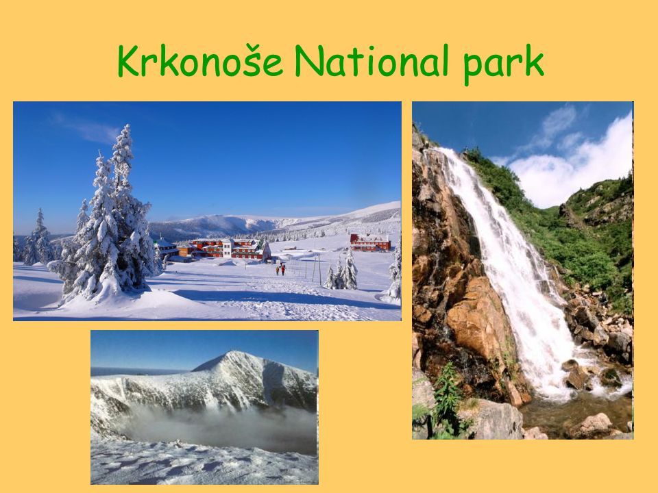 Krkonoše National park