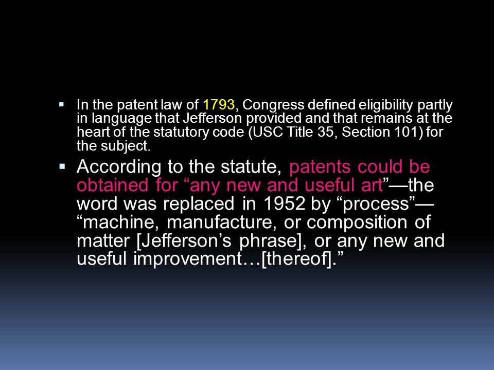  January 2001: The PTO issued Utility Examination Guidelines to clarify the criteria that patent claims on DNA would have to satisfy.