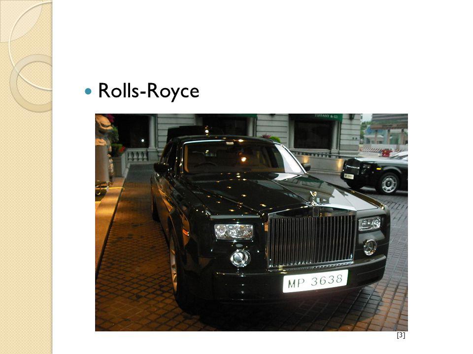 Rolls-Royce [3]