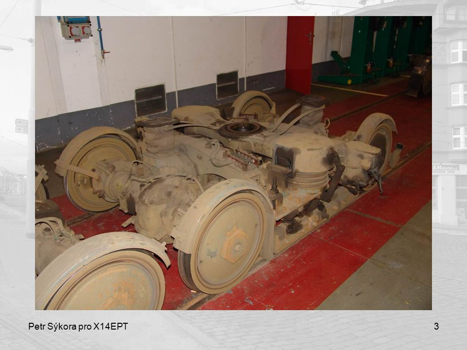 4 Vznik typu T3 Výroba tramvají PCC v USA od roku 1934 ČKD a fa.