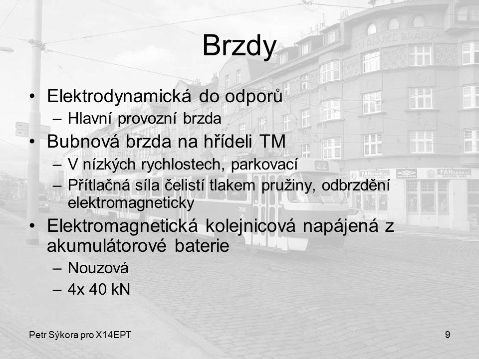 Petr Sýkora pro X14EPT10