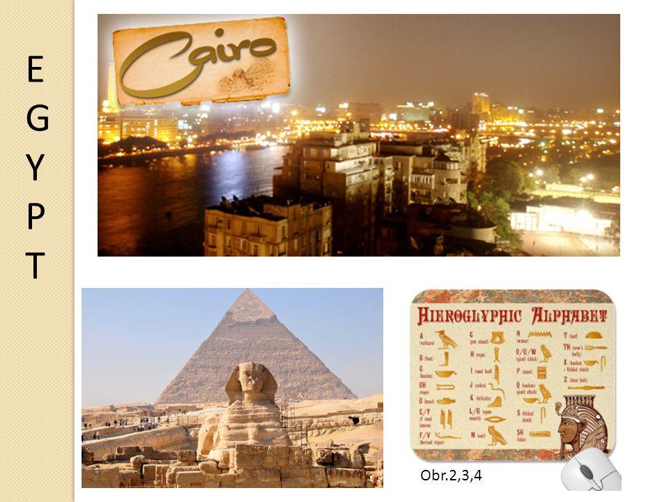 EGYPTEGYPT Obr.2,3,4