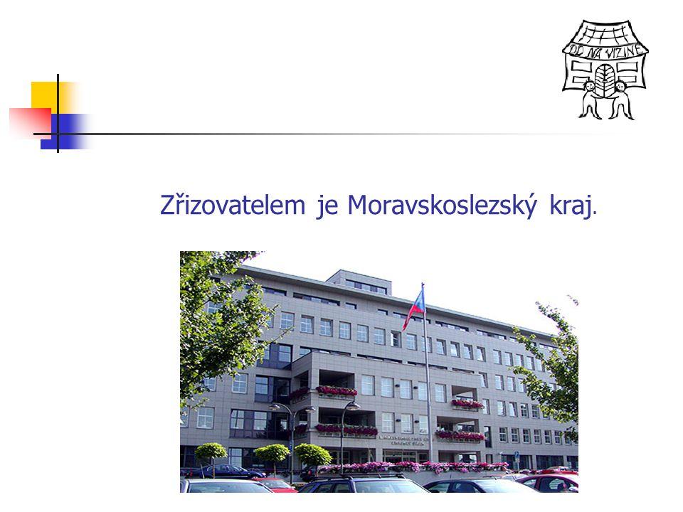 Zřizovatelem je Moravskoslezský kraj.