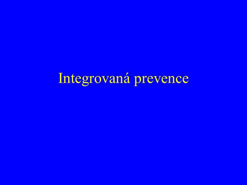 Integrovaná prevence