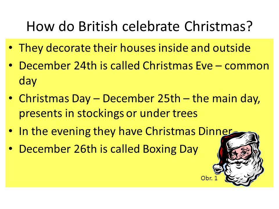 Christmas decorations Obr. 2: Christmas tree Obr. 4: candel Obr. 5: wreath Obr. 3: glass balls
