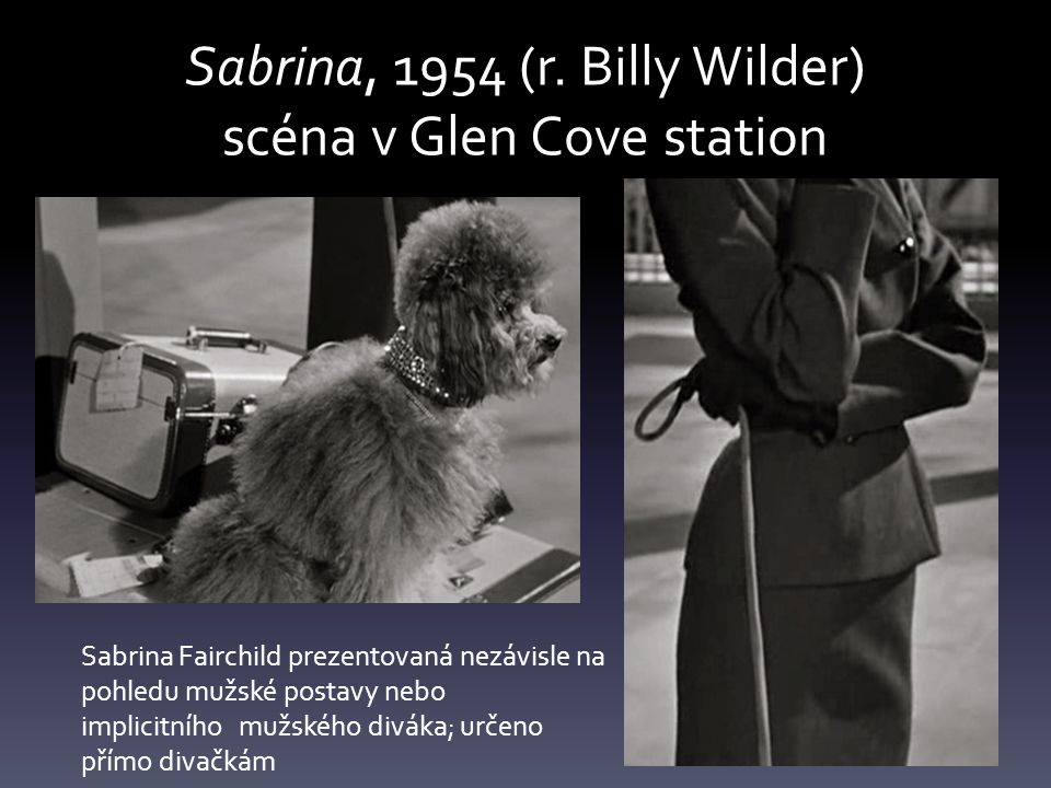 Sabrina, 1954 (r.