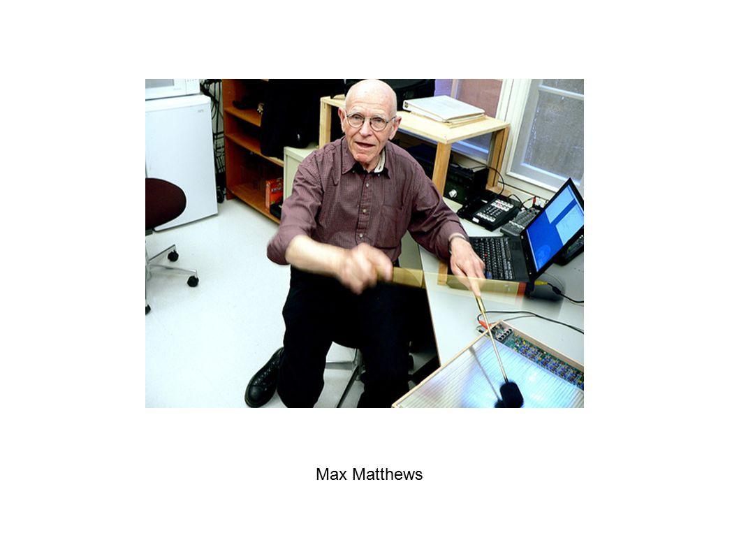 Max Matthews