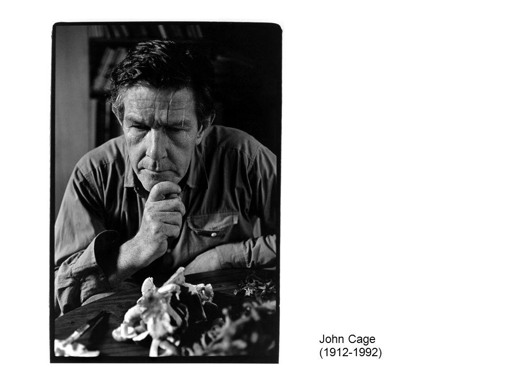 John Cage (1912-1992)