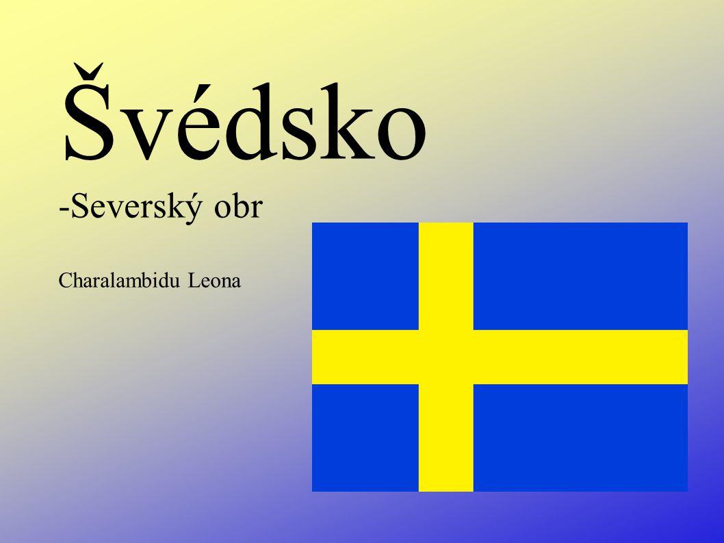 Švédsko -Severský obr Charalambidu Leona