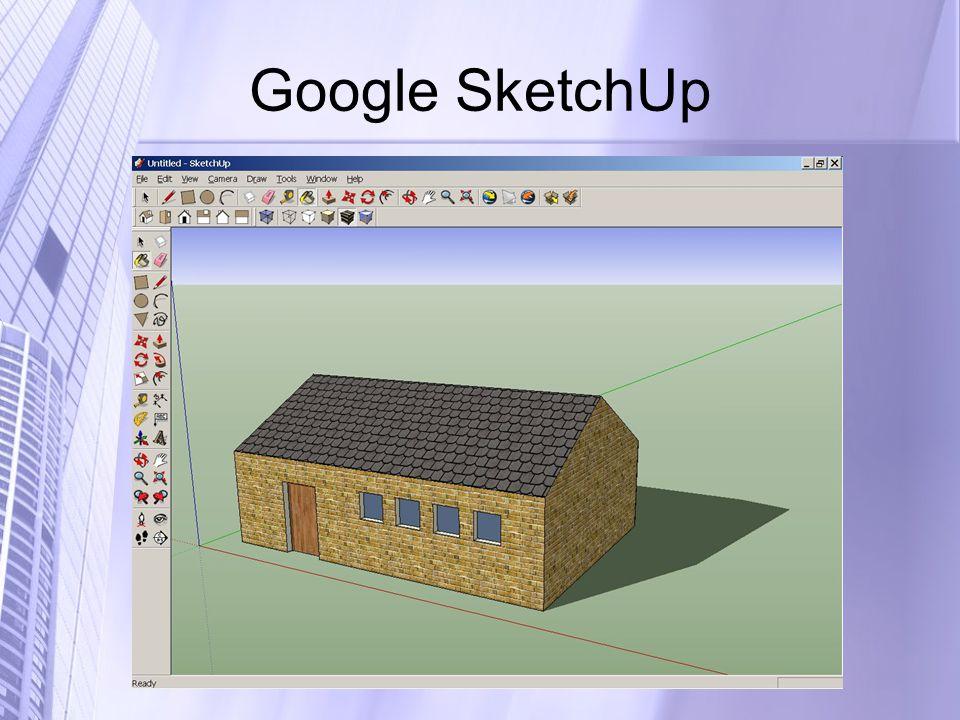 Tvorba 3D modelů Byly vytvořeny 2 varianty modelu budovy Součástí práce bude rozbor, která metoda je výhodnější –Náročnost modelování –Velikost souboru –Rychlost načítání –atd.