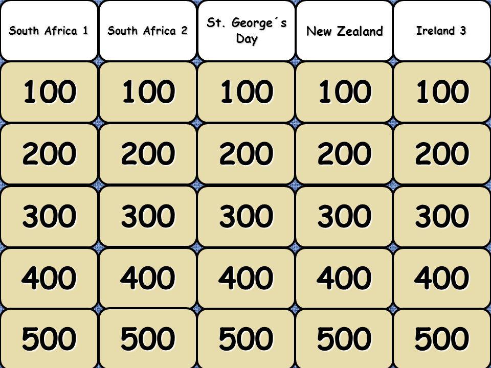 menu Category 5 What is a haka? a Maori war dance QuestionAnswer 100