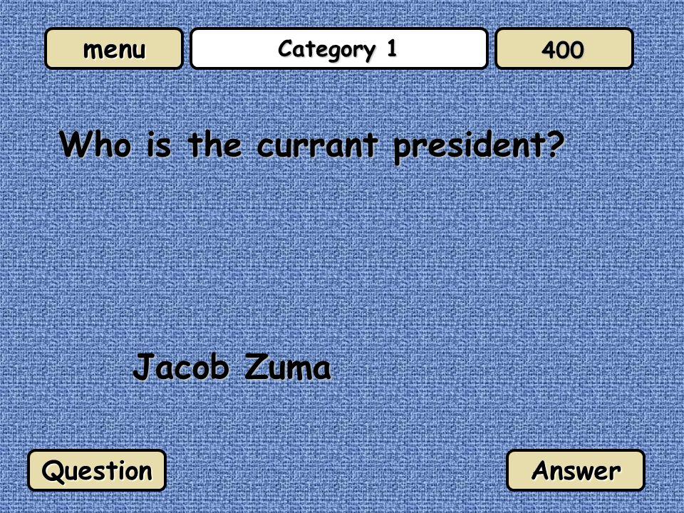 menu Category 5 Who is New Zealand´s head of state? Queen Elizabeth II QuestionAnswer 500