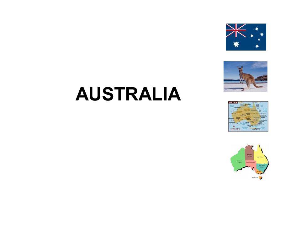 COMMONWEALTH OF AUSTRALIA population : 20.6million(official estimate 2006) capital : Canberra largest city: Sydney, area – 7.7million sq km monetary unit : 1 Australian dollar (AUD) – 100cents