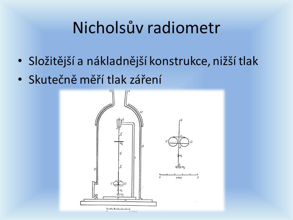 Kinetická teorie plynů Brownův pohyb Pružné srážky Střední volná dráha molekuly závisí na počtu částic (tlaku) Závislost střední kvadratické rychlosti na teplotě Jev tepelné transpirace