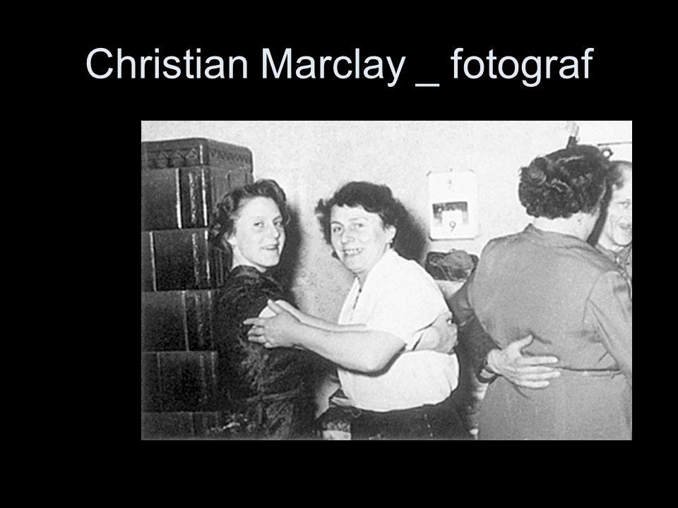 Christian Marclay _ fotograf
