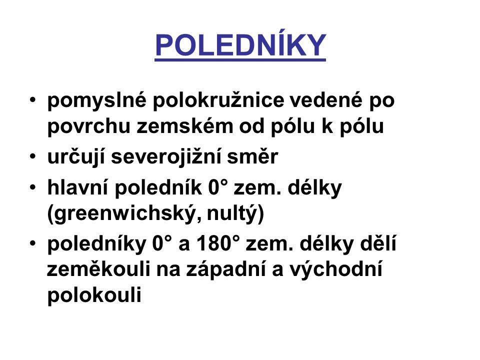 POLEDNÍKY 4 5