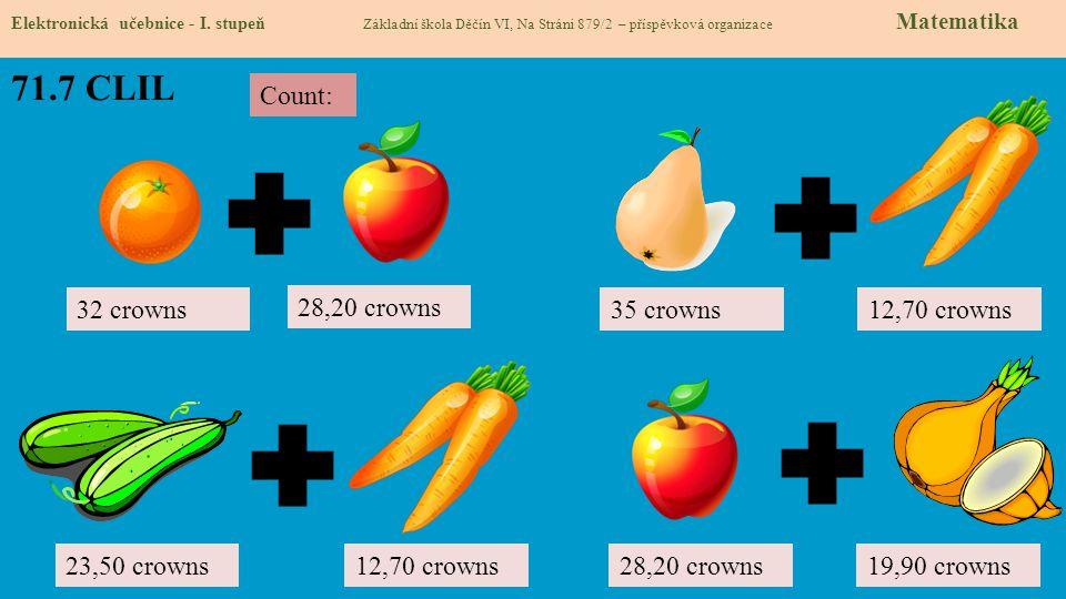 71.8 Test znalostí Správné odpovědi: 1.d 2.c 3.c 4.a Test na známku Elektronická učebnice - I.